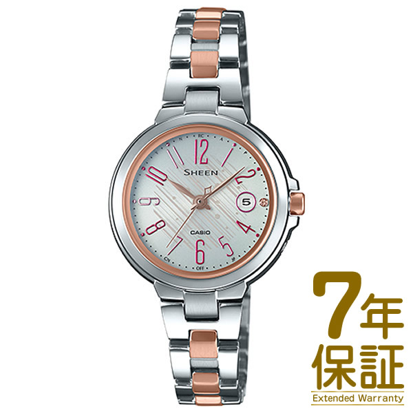 【正規品】CASIO カシオ 腕時計 SHW-5100DSG-7AJF レディース SHEEN シーン ソーラー電波