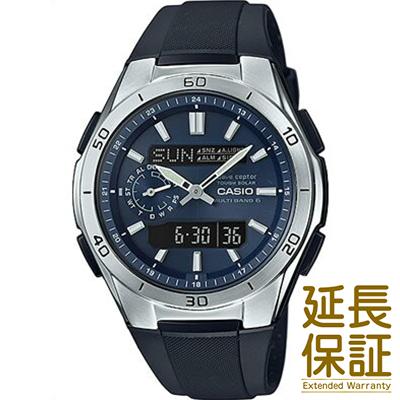 【国内正規品】CASIO カシオ 腕時計 WVA-M650-2AJF メンズ ウェーブセプター wave ceptor ソーラー電波