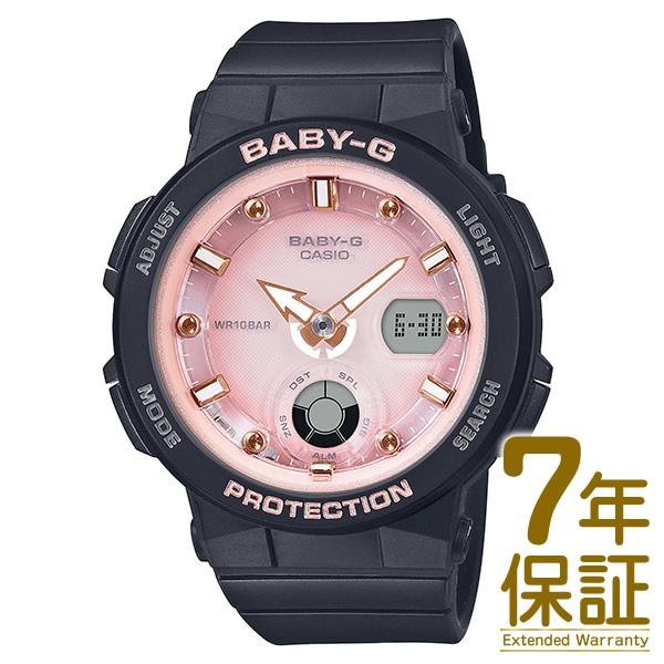 【4月新作入荷次第発送】【正規品】CASIO カシオ 腕時計 BGA-250-1A3JF レディース BABY-G ベビーG Beach Traveler Series ビーチ・トラベラー・シリーズ
