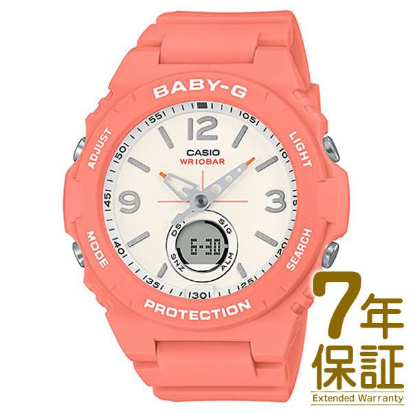 【正規品】CASIO カシオ 腕時計 BGA-260-4AJF レディース BABY-G ベビーG