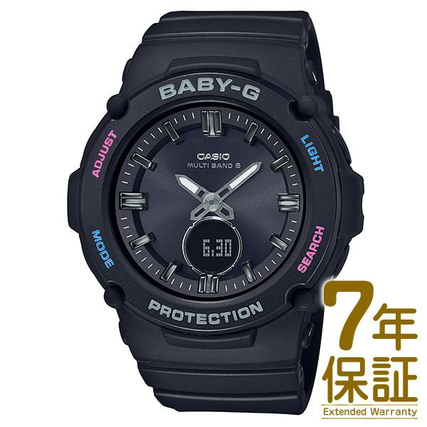 【4月新作入荷次第発送】【正規品】CASIO カシオ 腕時計 BGA-2700-1AJF レディース BABY-G ベビーG 電波ソーラー