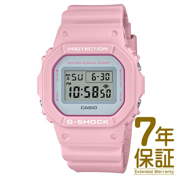 【4月新作入荷次第発送】【正規品】CASIO カシオ 腕時計 DW-5600SC-4JF メンズ レディース G-SHOCK Gショック Spring Color Series スプリングカラーシリーズ