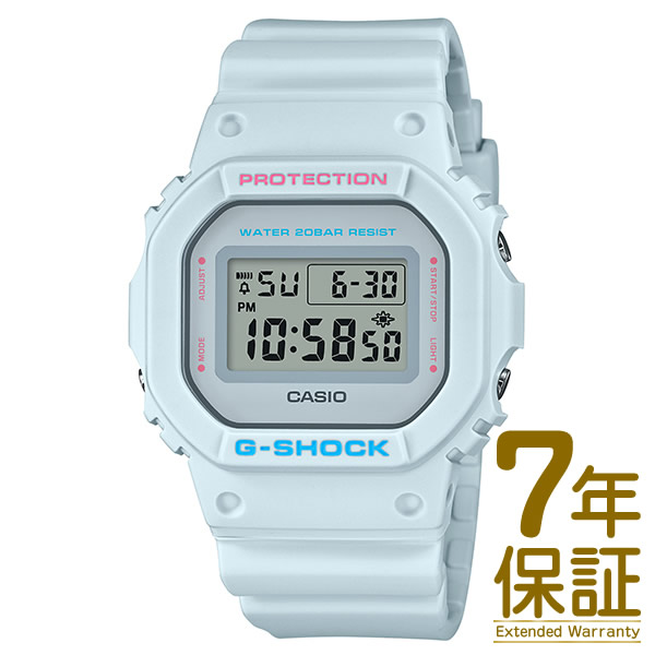 【4月新作入荷次第発送】【正規品】CASIO カシオ 腕時計 DW-5600SC-8JF メンズ レディース G-SHOCK Gショック Spring Color Series スプリングカラーシリーズ
