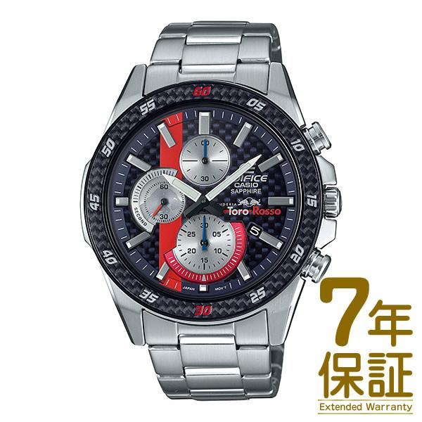 【正規品】CASIO カシオ 腕時計 EFR-S567YTR-2AJR メンズ EDIFICE エディフィス スクーデリア・トロロッソ・リミテッドエディション クロノグラフ
