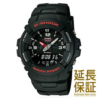 【国内正規品】CASIO カシオ 腕時計 G-100-1BMJF メンズ G-SHOCK ジーショック