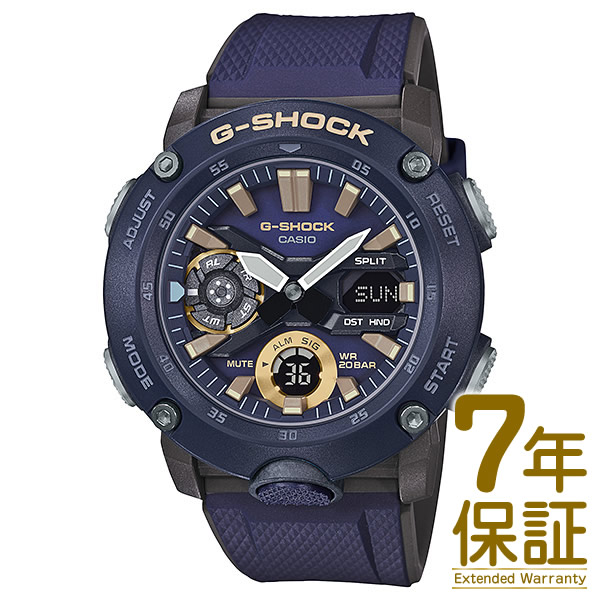 【正規品】CASIO カシオ 腕時計 GA-2000-2AJF メンズ G-SHOCK Gショック