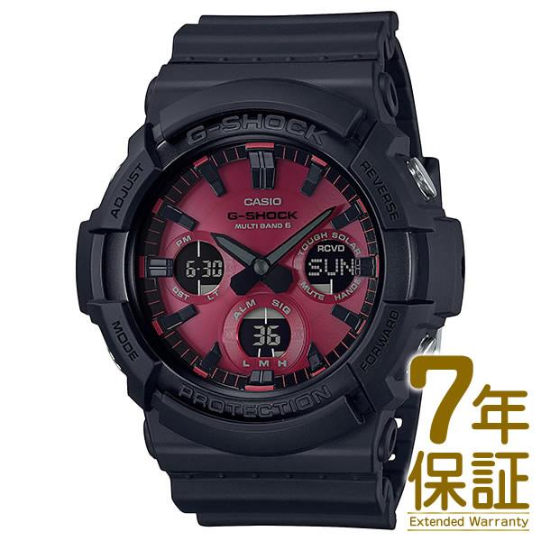 【正規品】CASIO カシオ 腕時計 GAW-100AR-1AJF メンズ G-SHOCK Gショック Black and Red Series 電波ソーラー