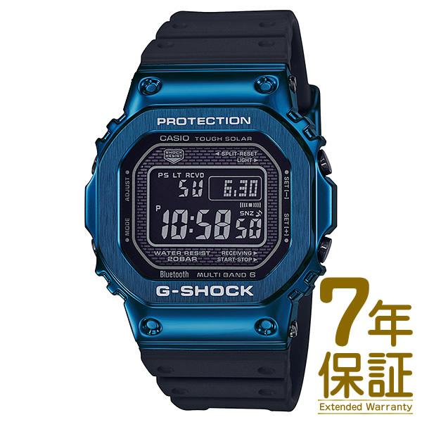 【正規品】CASIO カシオ 腕時計 GMW-B5000G-2JF メンズ G-SHOCK Gショック 電波ソーラー Bluetooth対応