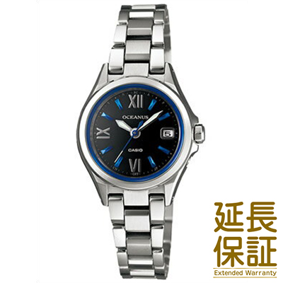 【国内正規品】CASIO カシオ 腕時計 OCW-70J-1AJF レディース OCEANUS オシアナス