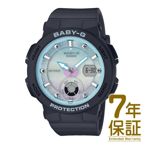 【正規品】CASIO カシオ 腕時計 BGA-250-1A2JF レディース BABY-G ベビーG Beach Traveler