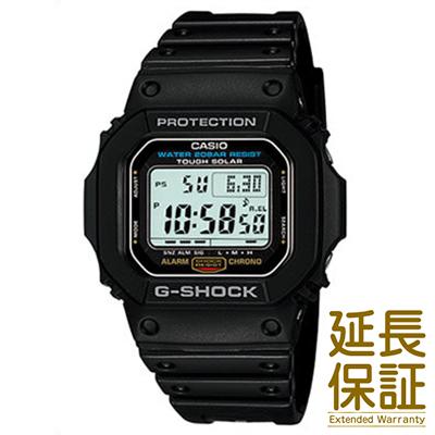【正規品】CASIO カシオ 腕時計 G-5600E-1JF メンズ G-SHOCK ジーショック ソーラー