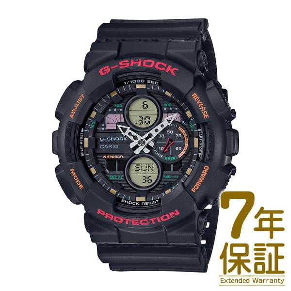 【正規品】CASIO カシオ 腕時計 GA-140-1A4JF メンズ G-SHOCK Gショック