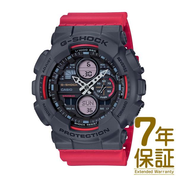 【国内正規品】CASIO カシオ 腕時計 GA-140-4AJF メンズ G-SHOCK Gショック