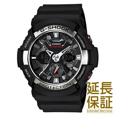 【正規品】CASIO カシオ 腕時計 GA-200-1AJF メンズ G-SHOCK ジーショック