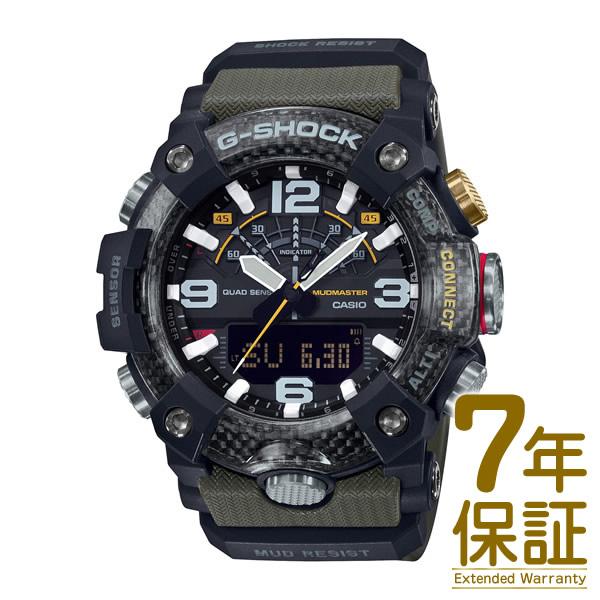 【正規品】CASIO カシオ 腕時計 GG-B100-1A3JF メンズ G-SHOCK Gショック MUDMASTER マッドマスター Bluetooth対応