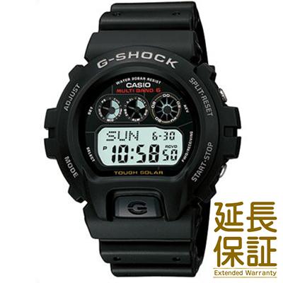 【国内正規品】CASIO カシオ 腕時計 GW-6900-1JF メンズ G-SHOCK ジーショック ソーラー電波