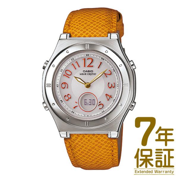 【正規品】CASIO カシオ 腕時計 LWA-M141L-4A3JF レディース wave ceptor ウェーブセプター 電波ソーラー