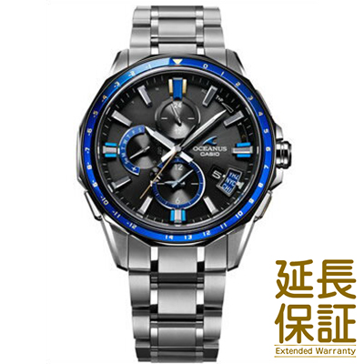 【正規品】CASIO カシオ 腕時計 OCW-G2000G-1AJF メンズ OCEANUS オシアナス 電波ソーラー