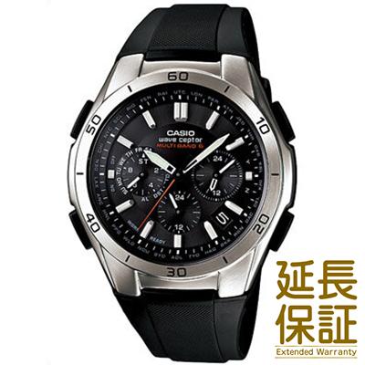 【国内正規品】CASIO カシオ 腕時計 WVQ-M410-1AJF メンズ wave ceptor ウェーブセプター クロノグラフ ソーラー電波