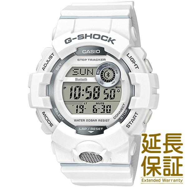 【国内正規品】CASIO カシオ 腕時計 GBD-800-7JF メンズ G-SHOCK Gショック G-SQUAD ジースクワッド Bluetooth スポーツウォッチ クオーツ