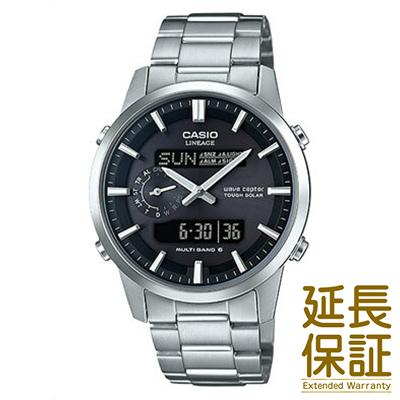 【国内正規品】CASIO カシオ 腕時計 LCW-M600D-1BJF メンズ LINEAGE リニエージ