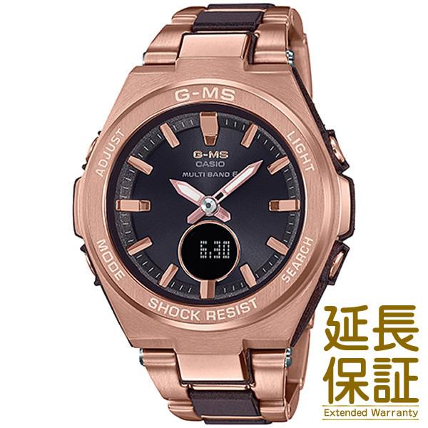 【国内正規品】CASIO カシオ 腕時計 MSG-W200CG-5AJF レディース BABY-G G-MS ベイビーG ジーミズ 電波時計 タフソーラー