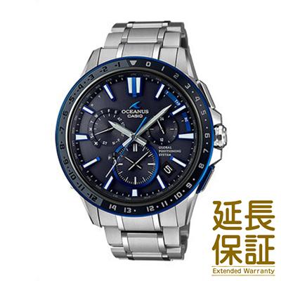 【正規品】CASIO カシオ 腕時計 OCW-G1200-1AJF メンズ OCEANUS オシアナス