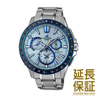 【正規品】CASIO カシオ 腕時計 OCW-G1200-2AJF メンズ OCEANUS オシアナス