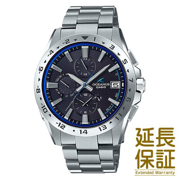 【国内正規品】CASIO カシオ 腕時計 OCW-T3000-1AJF メンズ OCEANUS オシアナス 電波時計 Bluetooth タフソーラー