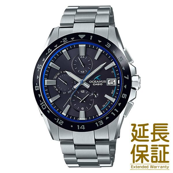 【2018.10月発売】【予約受付中】【正規品】CASIO カシオ 腕時計 OCW-T3000A-1AJF メンズ OCEANUS オシアナス 電波時計 Bluetooth タフソーラー