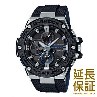 【国内正規品】CASIO カシオ 腕時計 GST-B100XA-1AJF メンズ G-SHOCK ジーショック ソーラー
