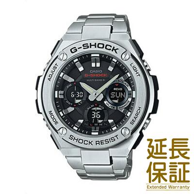 【国内正規品】CASIO カシオ 腕時計 GST-W110D-1AJF メンズ G-SHOCK ジーショック G-STEEL Gスチール ソーラー