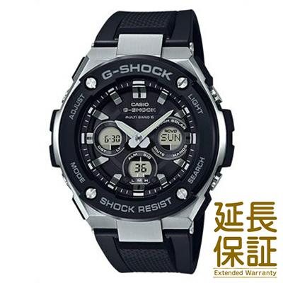 【国内正規品】CASIO カシオ 腕時計 GST-W300-1AJF メンズ G-SHOCK ジーショック G-STEEL Gスチール