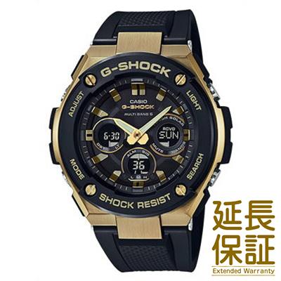 【レビュー記入確認後10年保証】カシオ 腕時計 CASIO 時計 正規品 GST-W300G-1A9JF メンズ G-SHOCK ジーショック G-STEEL Gスチール
