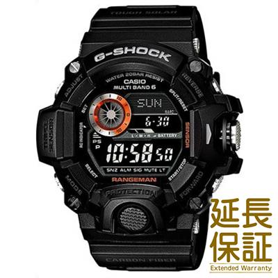 【国内正規品】CASIO カシオ 腕時計 GW-9400BJ-1JF メンズ G-SHOCK ジーショック Master of G マスターオブジー RANGEMAN レンジマン