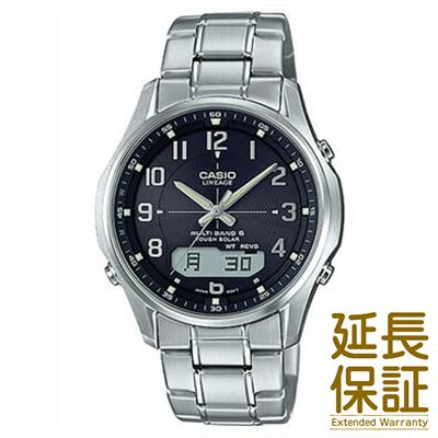 【国内正規品】CASIO カシオ 腕時計 LCW-M100DE-1A3JF メンズ LINEAGE リニエージ ソーラー 電波
