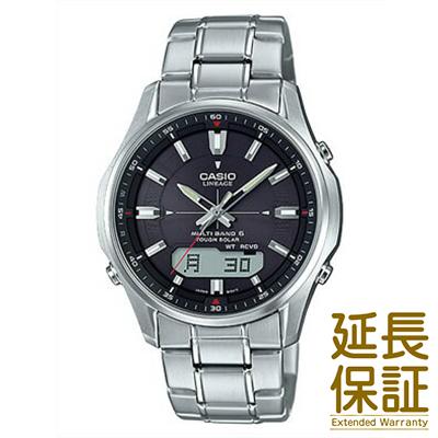 【国内正規品】CASIO カシオ 腕時計 LCW-M100DE-1AJF メンズ LINEAGE リニエージ ソーラー 電波