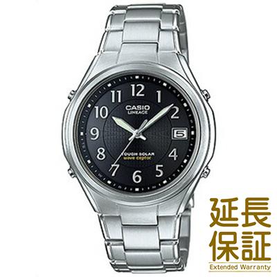 【国内正規品】CASIO カシオ 腕時計 LIW-120DEJ-1A2JF メンズ LINEAGE リニエージ ソーラー 電波