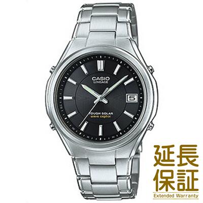 【国内正規品】CASIO カシオ 腕時計 LIW-120DEJ-1AJF メンズ LINEAGE リニエージ ソーラー 電波