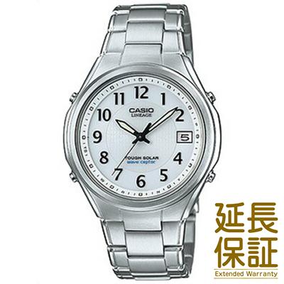 【国内正規品】CASIO カシオ 腕時計 LIW-120DEJ-7A2JF メンズ LINEAGE リニエージ ソーラー 電波