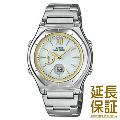 【国内正規品】CASIO カシオ 腕時計 LWA-M160D-7A2JF レディース wave ceptor ウェーブセプター ソーラー 電波