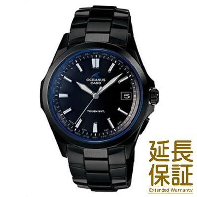 【レビュー記入確認後10年保証】カシオ 腕時計 CASIO 時計 正規品 OCW-S100B-1AJF メンズ OCEANUS オシアナス