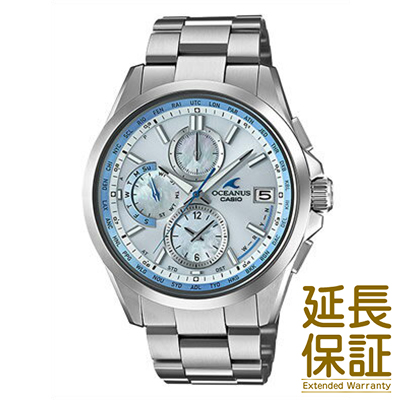 【正規品】CASIO カシオ 腕時計 OCW-T2610H-7AJF メンズ OCEANUS オシアナス ソーラー電波
