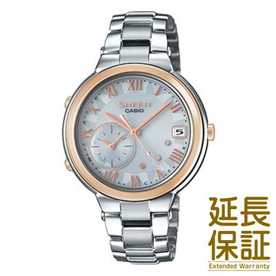 【正規品】CASIO カシオ 腕時計 SHB-200ASG-7AJF レディース SHEEN シーン ソーラー