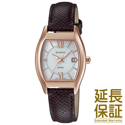 【正規品】CASIO カシオ 腕時計 SHS-4501PGL-7AJF レディース SHEEN シーン