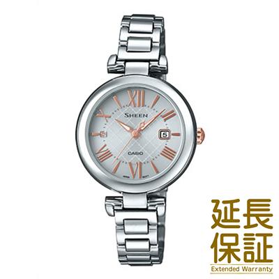 【正規品】CASIO カシオ 腕時計 SHS-4502D-7AJF レディース SHEEN シーン