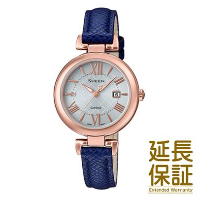 【国内正規品】CASIO カシオ 腕時計 SHS-4502PGL-7AJF レディース SHEEN シーン