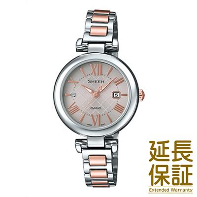 【正規品】CASIO カシオ 腕時計 SHS-4502SPG-9AJF レディース SHEEN シーン