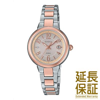 【正規品】CASIO カシオ 腕時計 SHS-4503SPG-9AJF レディース SHEEN シーン
