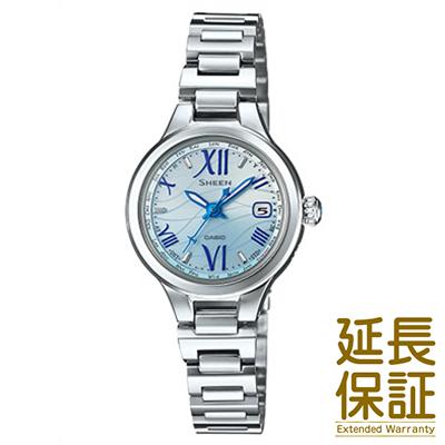 【国内正規品】CASIO カシオ 腕時計 SHW-1700D-2AJF レディース SHEEN シーン ソーラー